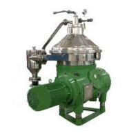 Quality Industrial EPC Automatic Centrifugal Oil Purifier , Crude Palm Oil Purifier for sale
