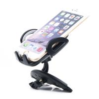 Wholesale Adjustable 360 Degree Rotation Car CD Slot Mobile Phone Holder Car Mount for Cell Phones from china suppliers