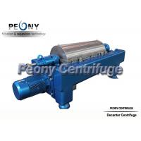 Wholesale Horizontal Centrifugal Decanter Automatic 2-phase Separator - Centrifuge from china suppliers