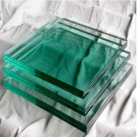 Wholesale Outdoor Glass Building Material Solid 8mm Toughened Glass For Doors from china suppliers