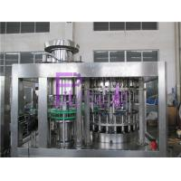 Wholesale High Speed Beer Filling Machine Glass Bottle Filler Equipment , Balanced Pressure from china suppliers