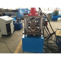 Wholesale FD - Curtain Panel Metal Roll Forming Machine Manual Feeding , 3 Ton Capability from china suppliers