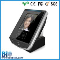 Wholesale Luxury and high class Facial recognition time recording with access control Bio-FR502 from china suppliers
