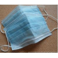 Buy cheap PP nonwoven Medical face mask, Isolation face mask, Nuisance Dust face mask from wholesalers