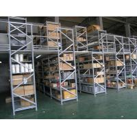 Wholesale loose cargo stock industrial mezzanine systems , double storey warehouse platform from china suppliers