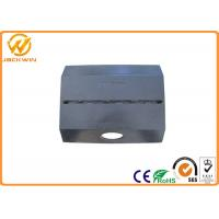 Wholesale Recycled Black Rubber Base for Delineator Post / Traffic Board / Advertising Pannel from china suppliers
