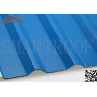 Quality 20 Years Guarantee ASA Plastic Roof Sheets With 930mm Profile for sale