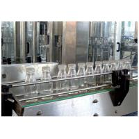 Wholesale Professional 6000BPH Glass Bottle Filling Machine , One Year Warranty from china suppliers