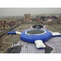 Wholesale Aquaglide Inversible Water Bouncer Lounge , Inflatable Water Games Factory from china suppliers