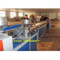 Wholesale Automatic Single Screw PE PP Garden Pipe Making Machine With Three Color from china suppliers