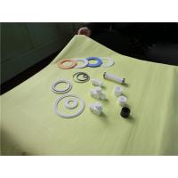 Wholesale Flexible PTFE Machined Parts , Teflon Ring Gasket Excellent Sealability from china suppliers