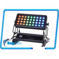 Wholesale 2014 new 360w RGBWA 26ch dmx512 led wall wash 36 pcs LED wall wash down light from china suppliers