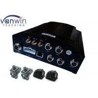 Wholesale 4 - CH H.264 CCTV Mobile DVR Bus People Counter , CMS 3G Mobile DVR WITH GPS Track from china suppliers