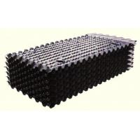 Quality Cross flow Square Cooling Tower PVC Infill for sale