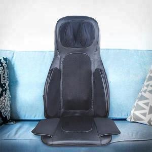 Wholesale Smart Car Massage Cushion With Heat , Popular Infrared Shiatsu Massage Chair Cushion from china suppliers