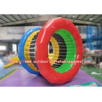 Wholesale Amusement Park Inflatable Zorb Ball Water Roller With Hot Welding Technique from china suppliers