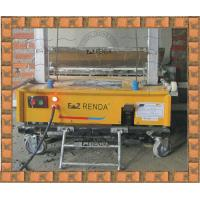 Wholesale Ez Renda Concrete Wall Automatic Rendering Machine 1000mm * 500mm * 500mm Electricity Single Phase Three Phase from china suppliers