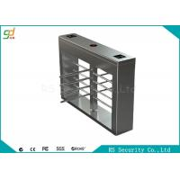 Wholesale Half  Height Automatic Turnstiles 3 Arms Turning 120 Degrees Every Time from china suppliers