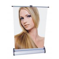 Wholesale Scrolling mini roll up stand from china suppliers