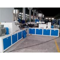 Wholesale 16 - 800mm OD PVC Plastic Pipe Extrusion Machine For Three Layer Co - Extrusion Pipe from china suppliers