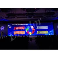 Wholesale P3.91 Indoor Rental LED Display Stage LED Screen , Time - saving LED Video Display from china suppliers