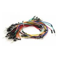 Wholesale Arduino Breadboard Dupont Jumper Wires Male To Male , Flexible Breadboard Cables from china suppliers