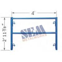 Quality Shoring Frames Scaffolding With 60mm*3.5mm , Carbon Steel for sale