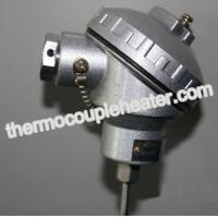 Quality PT100 S/R/B Type Plastinum - Rhodium Temperature Meter Thermocouple Sensor for sale