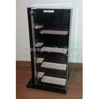 Wholesale Retail Shop Clothing Store Fixtures Brand Name Shoes Display Cabinet With 4 Shelves from china suppliers