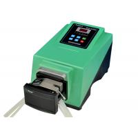 Wholesale LED Dispensing Digital Peristaltic Pump Tubing Sizes 14 / 16 High Protection Rating IP54 from china suppliers