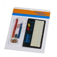 Wholesale Aluminum Plate Electronics Breadboard Kit 70 Pcs Jumper Wires Kits from china suppliers