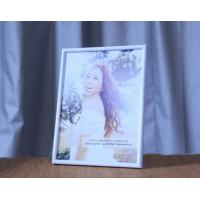 Wholesale PS Plastic Colorful Photo Frame Baby Photo Picture Frame 4X6 5X7 6X8 8X10 Photo Frame from china suppliers