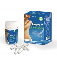 Wholesale Botanical Burn 7 healthy slimming capsule burn fat weight management from china suppliers