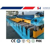 Quality GI / PPGI Color Steel Tile Cold Roll Forming Machine With 18 Forming Stations for sale