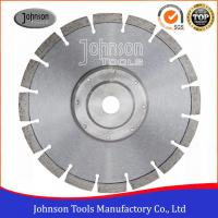 Wholesale 105-600mm Wet Cutting Asphalt Saw Blades Without Protection Segment from china suppliers