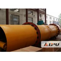 Granular Material Industrial Drying Equipment For Iron Ore Processing