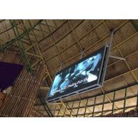 Wholesale Rear Maintenance Outdoor Full Color LED Screen 6mm With SMD Three - In - One from china suppliers
