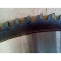 Wholesale Disposable cold cut imported 80CrV2 cermet tipped saw blade for solid bar tube and pipe from china suppliers