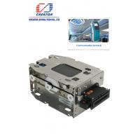 Wholesale ATM Motorized IC Card Reader Writer With RS 232 Interface , RFID Card Reader from china suppliers