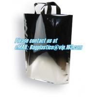 Wholesale Diamond Bags, flexi loop handle, die cut handle, string bag, Jewelry bags, noble pack from china suppliers