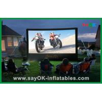 Wholesale Giant Inflatable Movie Screen For Kids Blow Up Movie Screen from china suppliers