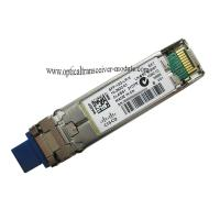 Quality Wired Single Mode Fiber Transceiver Module Plug In Interface Type SFP-10G-LR-X for sale
