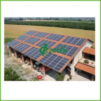Wholesale Roof Top 20KW Ground Mounting Grid Tied Solar Power System 360V - 440V from china suppliers