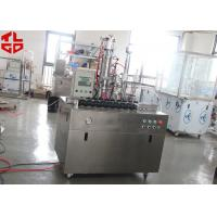 Buy cheap Automatic Bag On Valve Aerosol Filling Machine 316 Stainless Steel Material from wholesalers