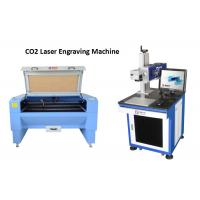 Wholesale Beverage Package CO2 Laser Engraving Machine For Without Consumables Cost from china suppliers