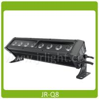 Wholesale Outdoor Mega Bar Pro Quad DMX LED Bar 8×10W, Two Sections Control from china suppliers
