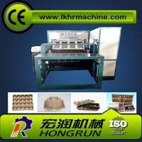Wholesale 3000pcs/hr  Automatic egg tray making machine from china suppliers