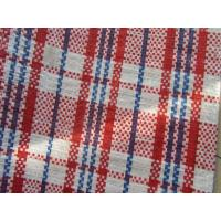 Wholesale 55gsm-80gsm  light duty pe tarpaulin for woven bag fabric,printable packing material . from china suppliers