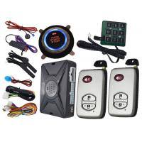 Wholesale Rfid Anti Theft Car Security Alarm System , Trunk Release Open Auto Remote Start Systems from china suppliers
