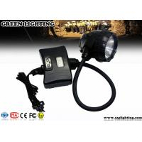 Wholesale 1.6W Semi Corded CREE Led Cap Lamp Underground Mining Three Charging Modes from china suppliers